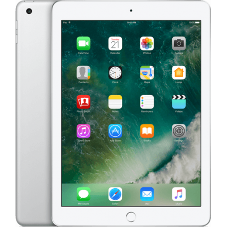 Apple iPad 2017 128GB Silver